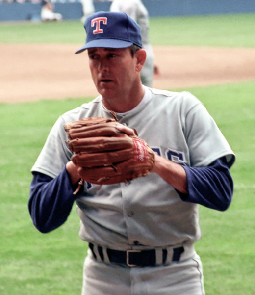 Nolan Ryan played 27 seasons in the MLB and played for 4 different teams and of the teams he played for 3 of them retired his number.