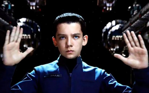 Ender's Game with Asa Butterfield