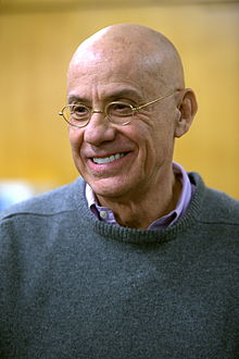 The author, James Ellroy, in 2011.