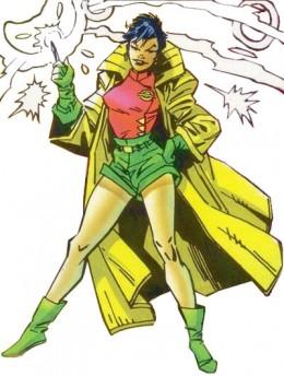 Jubilee Costume... X Men Evolution Jubilee