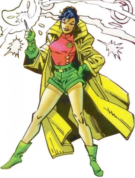 Jubilee Costume Robin Coloring