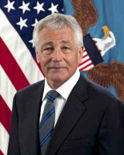 Defense Secretary Chuck Hagel said Obama was 'On Board' with Trade of Taliban 5