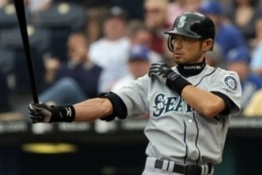 Ichiro played for the Seattle Mariners and currently plays for the New York Yankees.