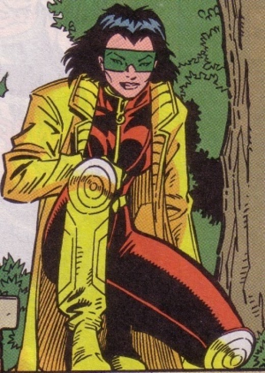 First Jubilee Generation X Costume