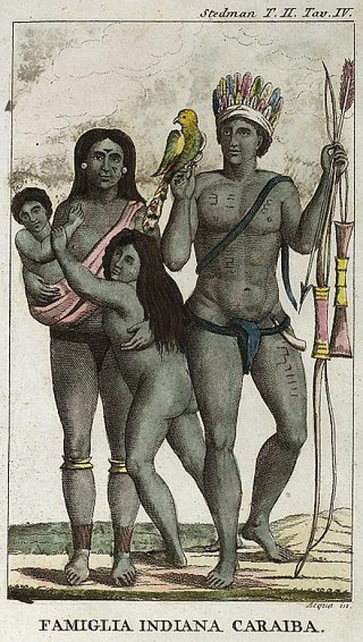 The Cariba Tribe