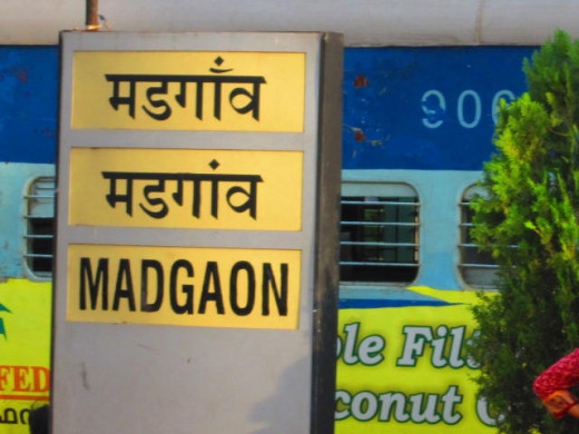If Goa is your destination, alight here.