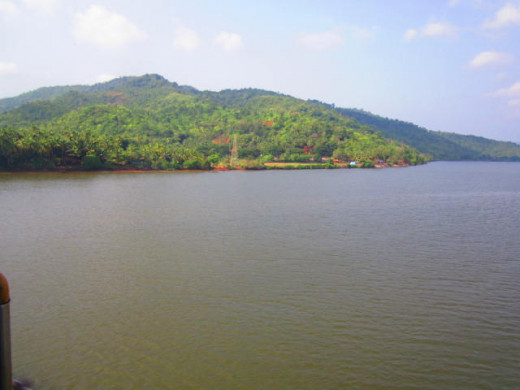 The rivers, hills, greenery,  the Konkan offers you a different experience