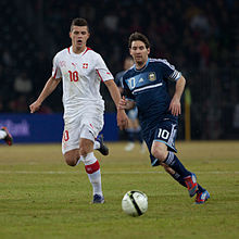 Messi vs. Switzerland