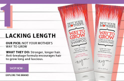 Not Your Mother's Way to Grow Long and Strong Hair Products Review