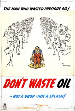 Don't Waste fuel