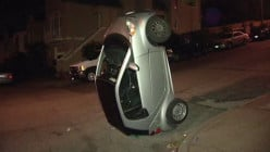 The Etiology of Smart Car Tipping.