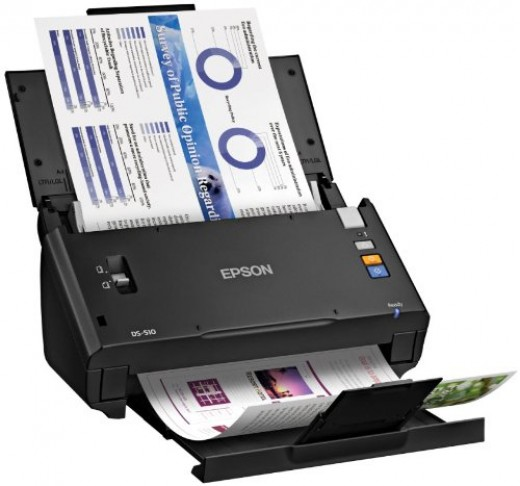 Epson DS-510 WorkForce