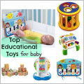 Christmas Gift Ideas For Babies and Young Toddlers 2014