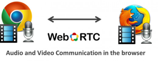 Browsers with WebRTC
