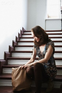 Julie, alone, but victorious, reborn to the powerful, free woman that she was intended to be.
