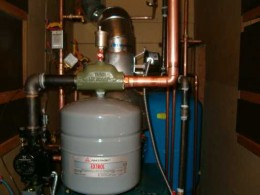 Amtrol expansion tank is the most commonly used expansion tank in hydronic system