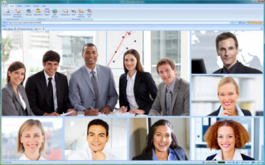 Video conferencing is redefining communication in business circles.
