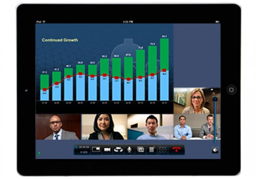 Mobile telepresence is a concept which is making conversations on mobile apps possible on real time basis.