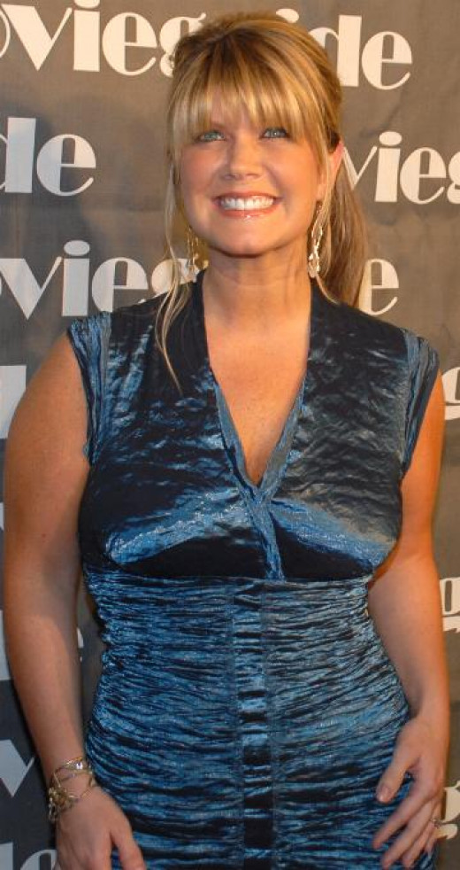 Natalie Grant at the 16 Annual MovieGuide Faith and Values Gala, 2008