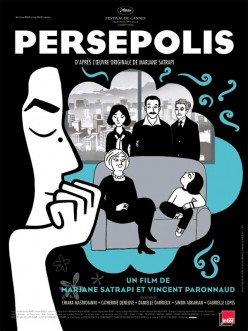 Sinclair Lit: Persepolis & Short Story