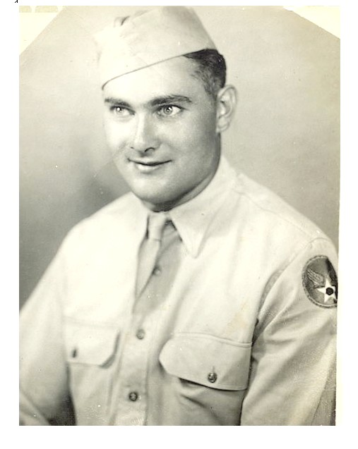 My father - in World War II