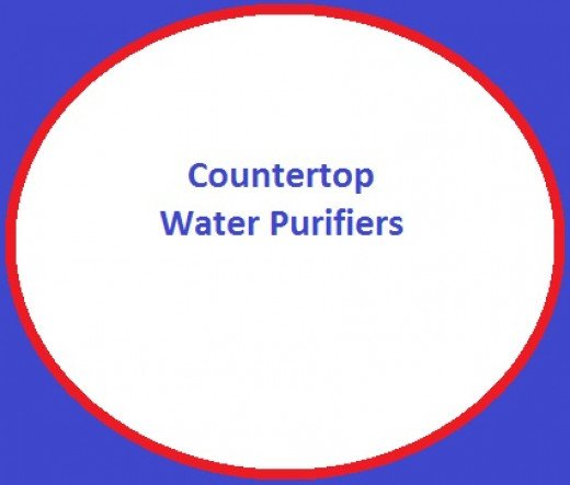 Countertop Water Purifiers and Filters