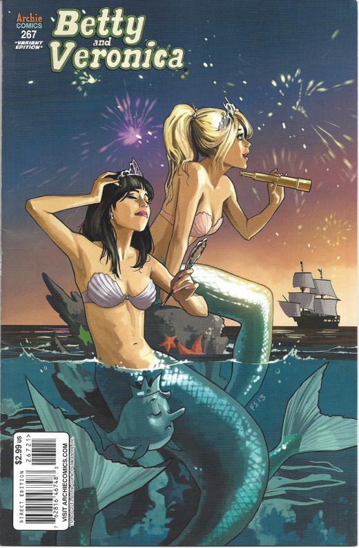 Archie Comics Cover