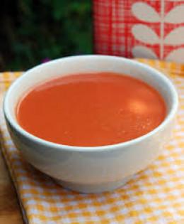 Gazpacho, Cold Tomato Soup.