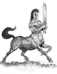 Centaur Sword