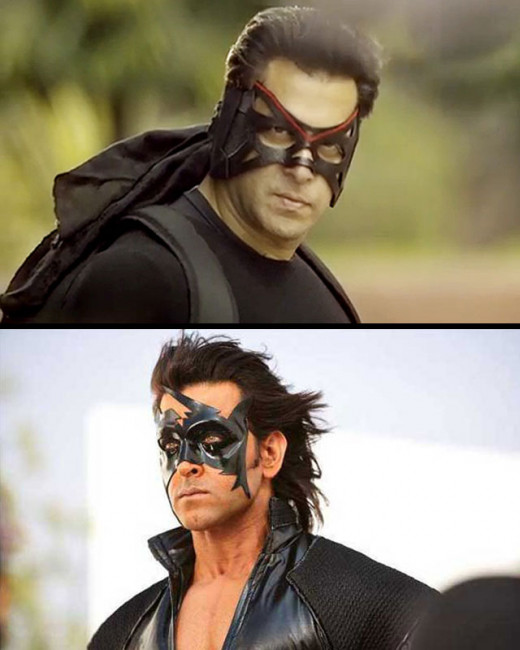 Salman Khan's much awaited Kick trailer is finally out!But as soon as we saw a few stunts and actions scenes in Kick, we couldn't help but notice how Sallu had taken inspiration from Aamir's Dhoom 3.Visit http://www.biscoot.com/showtym for more news