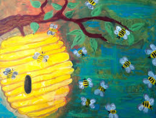 The buzz of the marketer bees can be heard everywhere
