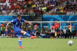 Claudio Marchisio opens the scoring