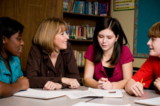 Don't be afraid of having open discussions with your students regarding peer pressure ...