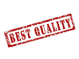 Quality- YES         Quantity- NO