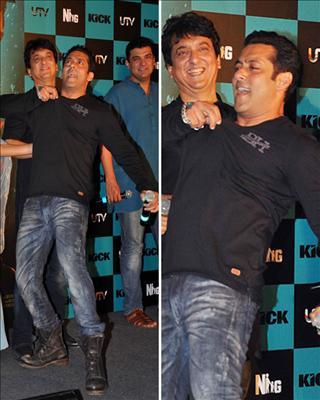 We must say even though Salman Khan isn't the best dancer in town, his trademark moves are always the talk of the town.  Visit:http://www.biscoot.com/showtym
