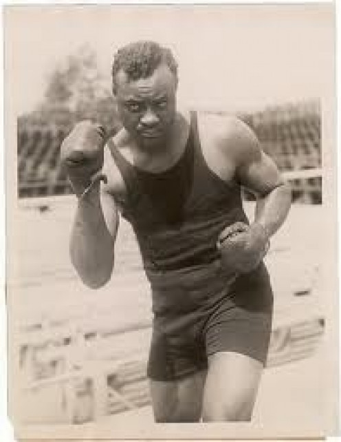 Harry Wills is a legendary heavyweight boxer who was ducked by champion Jack Dempsey during his title reign.