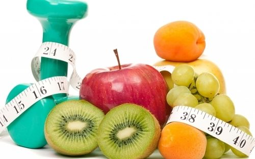 A balance of healthy eating and exercise is key to weight loss and maintenance.