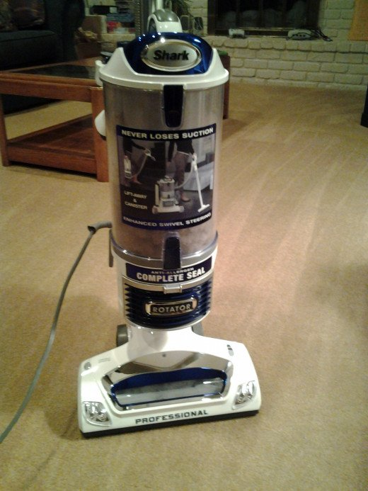 Why The Shark Rotator Professional Is A Great Vacuum Even