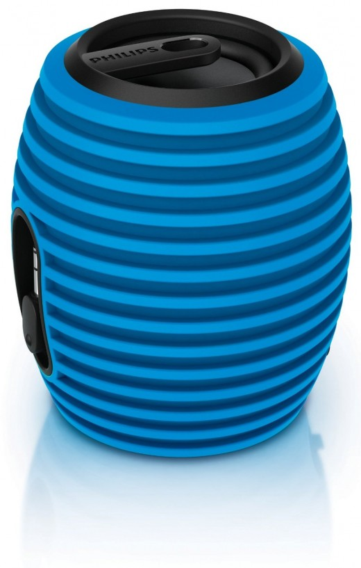 Philips SoundShooter Ultra Portable Wireless Bluetooth Speakers
