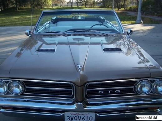 1964 Pontiac Gto For Sale. 1964 Pontiac GTO Hood