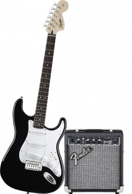 Squier Electric Guitar Starter Pack