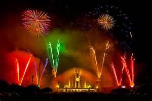 Rozzi Famous Fireworks -Professional Display Cincinnati Union Terminal