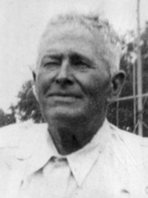 Last photo taken of grandfather