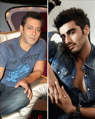 With two back to back hits like 2 States and Gunday at the box office, Arjun Kapoor is gradually becoming Bollywood's heartthrob. We all know how he looks up to and credits his success to his mentor Salman Khan, but his recent move might even surpris