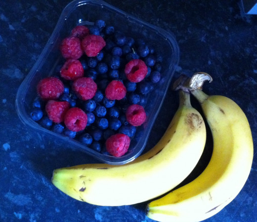 Nutritious and easy to pack - fruit is a lunchtime winner