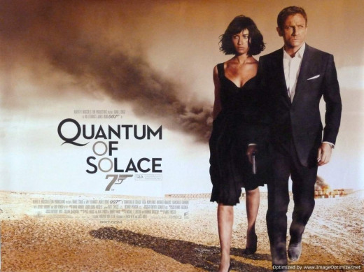 ''Quantum of Solace'' (2008)