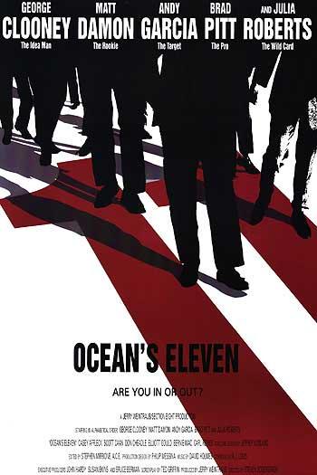 ''Oceans Eleven'' (2001)