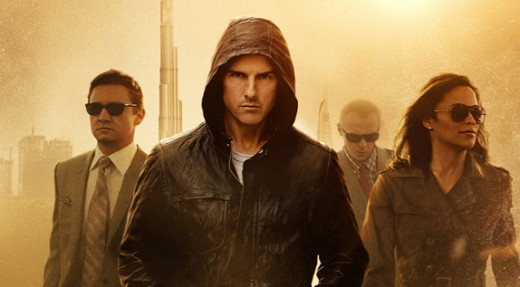''Mission: Impossible- Ghost Protocol'' (2011)