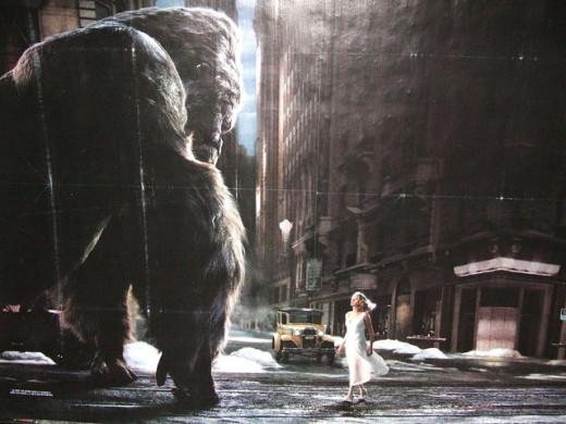 ''King Kong'' (2005)