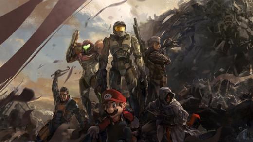 Video Games Unite